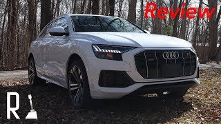 2019 Audi Q8 Review: Form and Function