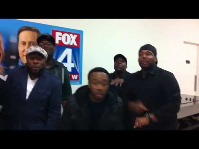 Naturally 7 Sings TV KDFW Fox 4 News Dallas Station ID