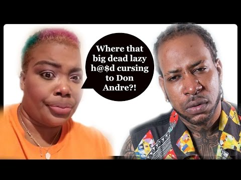 DON ANDRE CLAIM SEH DEM HACK AND RELEASE THE BIG HOOD SEX TAPE  ONLY1 EMPO