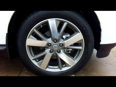 2014 Nissan Pathfinder Platinum 4WD Start Up. Exterior/ Interior Review