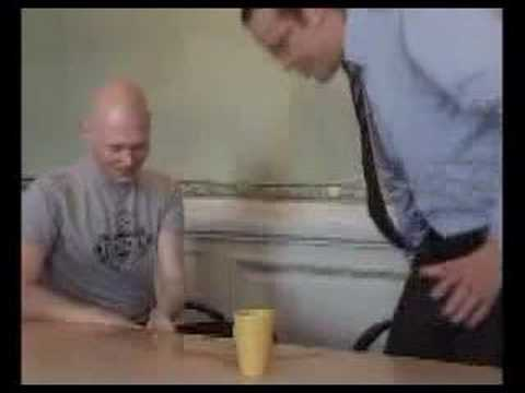 Anders Borg spiller kaffe