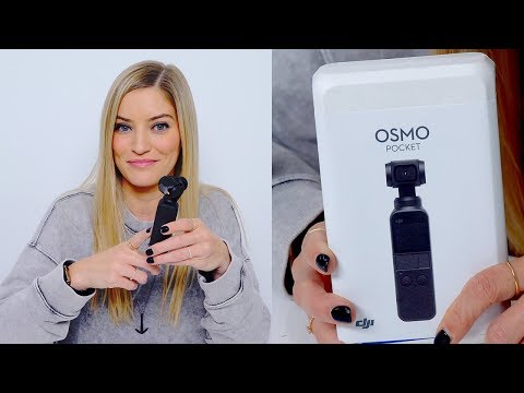 DJI Osmo Pocket Unboxing and Review!