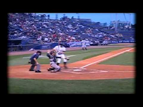 Jose Gil - Catcher Professional Baseball Player Of New York Yankees Trenton Thunder&amp;SWB Afiliate And Caribes de Anzo&Atilde;&iexcl;tegui In Venezuelan Professional Basebal...