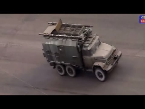 Russian Military Convoy Arrives To Donetsk With More Hardware And Ammunition, Nov 2 2014