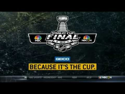 NHL 2014 Stanley Cup Under Pressure Commercial