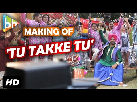 'Dharam Sankat Mein' Blog: Making Of 'Tu Takke Tu'