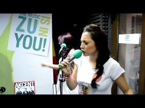 Andra - Inevitabil va fi bine (Live la Radio ZU)