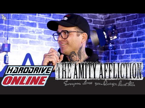 Download  The Amity Affliction - Joel Birch On The New Album, Upcoming Tours, & More! | HardDrive Online Gratis, download lagu terbaru