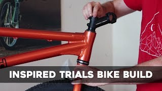 Building The Ultimate Trials Bike
