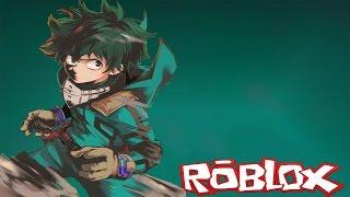 Finally Using Izuku | Roblox Anime Cross Episode 8 | iBeMaine