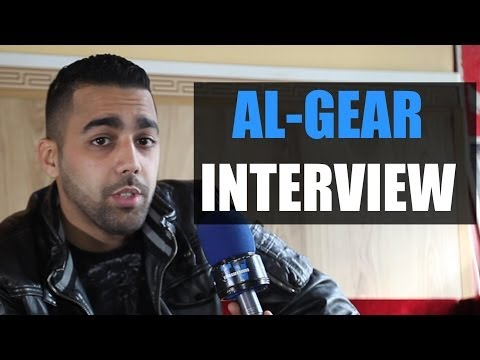 Al Gear Interview: Wma, Kollegah, Milfhunter, Champions League, Minusmensch, Mosh36, Farid Bang video