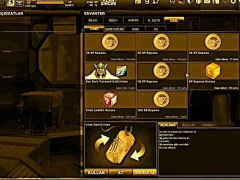 Wolfteam haykırma kralı KralRogunin çarı satılıktır