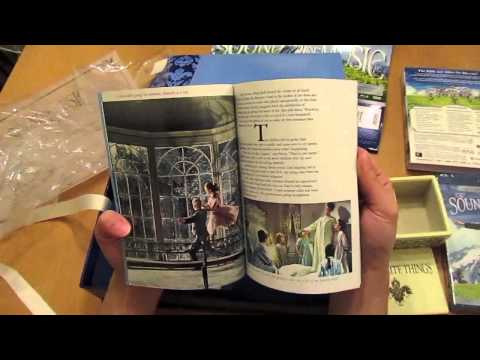 Sound of Music Blu Ray Collector's Edition Unboxing (2010)