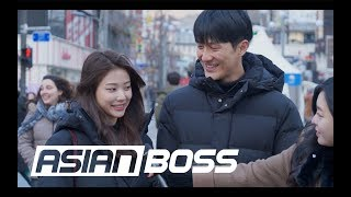 What's The Latest Winter Fashion Trend In Korea? (Street Interview)   ASIAN BOSS