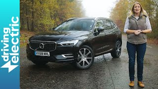 Volvo XC60 T8 Twin Engine review – DrivingElectric