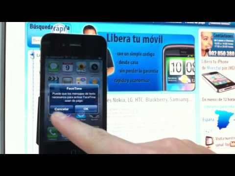 liberar iphone 4s, móvil desbloqueado por imei youtube