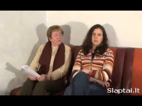 Eglė Kusaitė studijai SLAPTAI (3iš3) audio