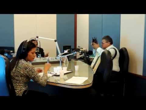 Entrevista na radio rede Brasil em Recife PE: