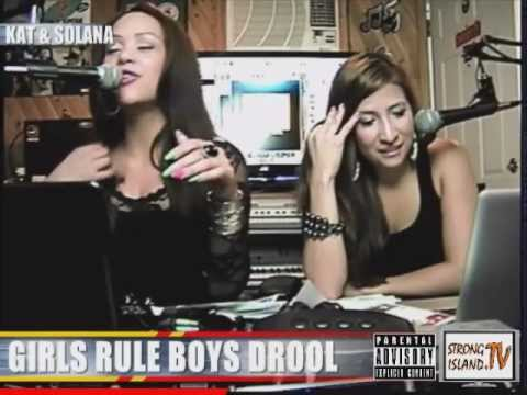 """Girls Rule Boys Drool"" Big One Small One / Sexting June 18 2012"