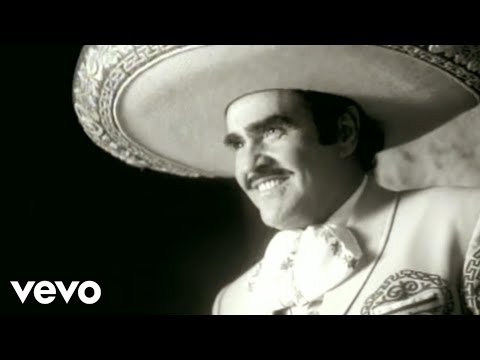 Vicente Fernández - Sublime Mujer (Video) (Album Version)