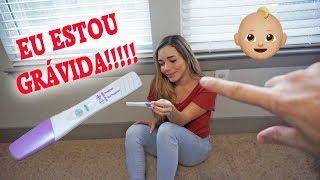 TROLLEI A MINHA ESPOSA COM UM TESTE DE GRAVIDEZ FALSO!!