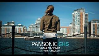 Panasonic GH5 Sigma 18-35mm Test | 4K Graded