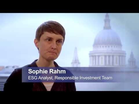 60 Seconds With Sophie Rahm on Green Shipping
