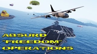 ArmA 3 - Absurd FREEDOM Carrier Operations
