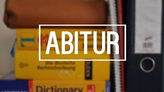Lernen (fürs Abitur) - Abivorbereitung
