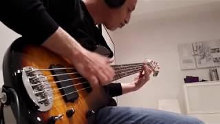 Jamiroquai - Summer girl - Bass Cover