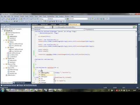 Как сделать базу sqlite на qt
