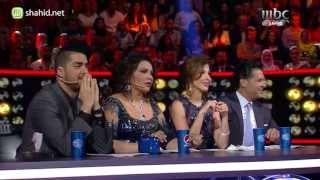 Arab Idol - الأداء - أحمد جمال - على نار