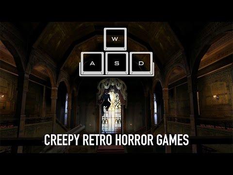 WASD 0011: The Best Creepy Retro Horror Games