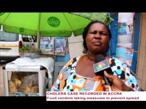 News360 - Cholera alert: several cases recorded in Accra - 17/4/2016
