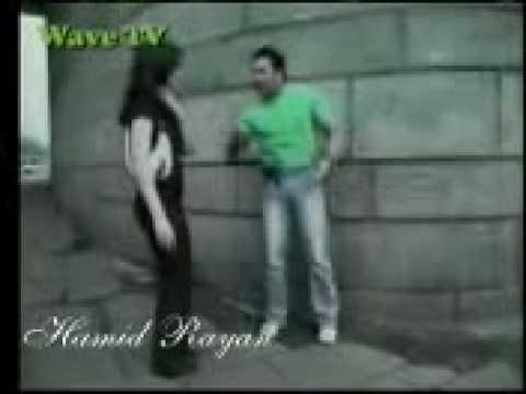 يه پسر ديونهِ - پسر و دختر ايرانى Funny iranian sexy Dokhtar Pesar  hot