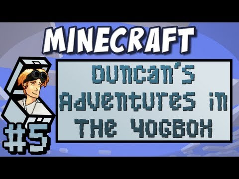 Minecraft: Yogbox - Part 5 - The Hunt for the Yellow Crystal