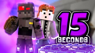 The Ultimate Test | Minecraft 15 Seconds
