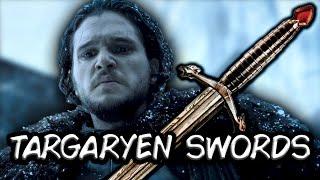 The Lost Targaryen Family Swords (Game of Thrones)