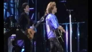 Bon Jovi - Wanted dead or alive (live) (ft. Alec John Such) - 28-07-2001