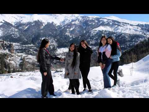 Solang Valley in Winter - Best Time and Season to Visit Solang Valley