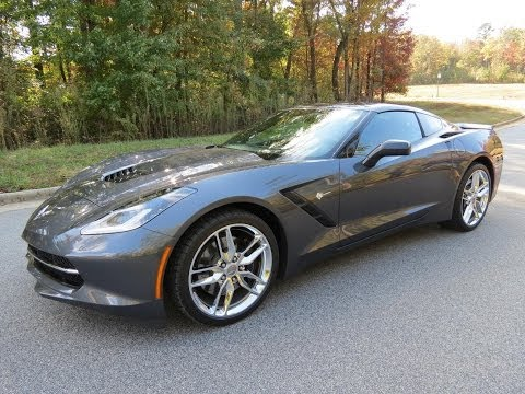 2014 Chevrolet Corvette Stingray Z51 Start Up, Exhaust, and In Depth Review