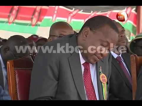 Uhuru urges opposition to cool down political temperatures