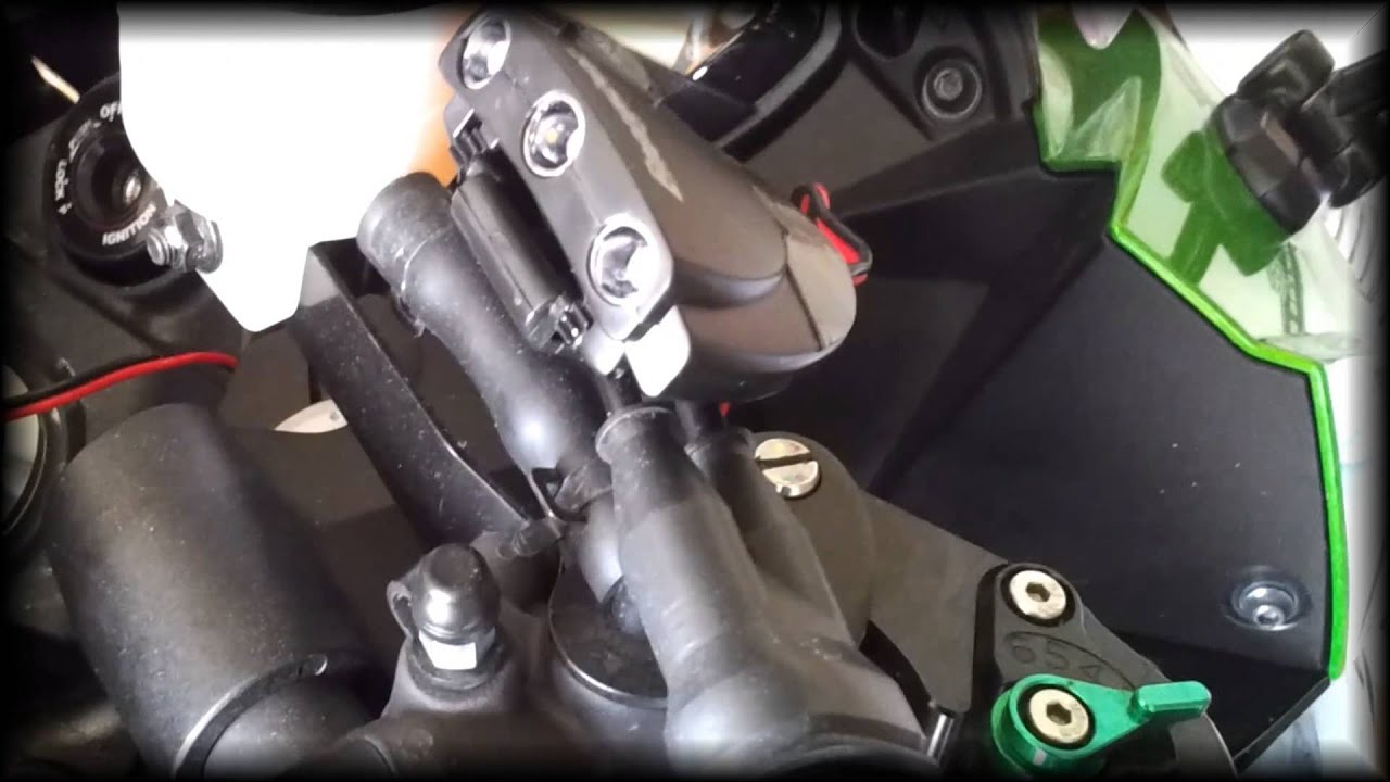 Motorcycle Radar Detector Led
