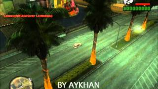 GTA AZE By Aykhan Video 2 (NİVA)