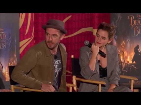 Beauty And The Beast Cast Live Q&A On Facebook