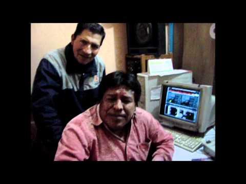 César Ticona de radio Samoa de Puno, full ritmo.wmv