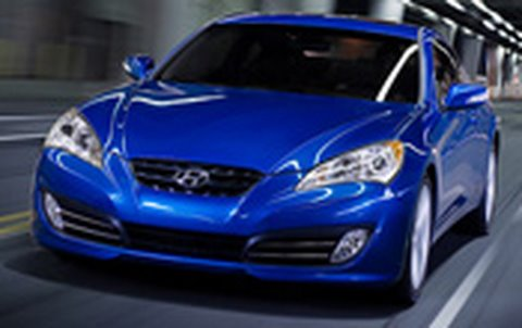 Up to Spec?  Hyundai Genesis Coupe R-Spec @ 2009 CAS