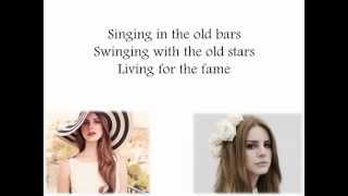 Lana Del Rey - Video Games (Lyrics)