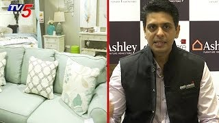 Dash Square Launches First Ashley Furniture Store In Hyderabad