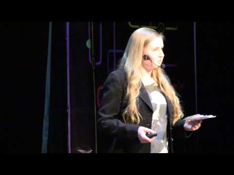 Social Pathways Between People: Olivia Roberts At Tedxyouthwab video